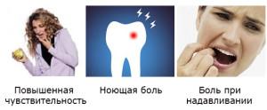 Почему могут болеть зубы после пломбирования при надавливании, что делать в такой ситуации?