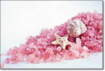 Морская соль: польза и применение для здоровья