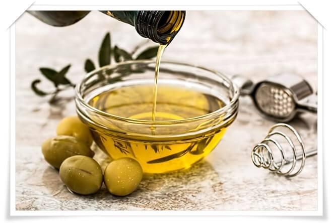 Оливковое масло от растяжек