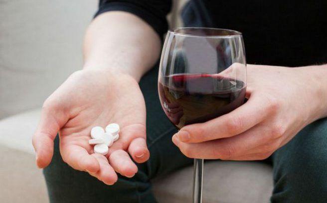 Допустим ли алкоголь при приеме Фамотидина