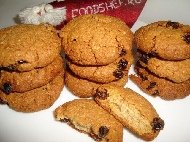 Овсяные печенья при гастрите