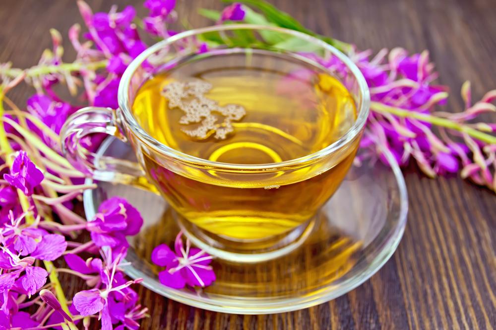 Используем иван-чай при язве и гастрите
