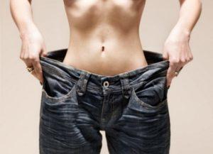 Снижение веса вплоть до истощения также может быть симптомом заболевания