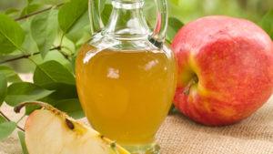 Яблочный уксус домашнего изготовления более безопасен в лечении изжоги