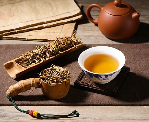 Красный чай бодрость и здоровье в вашей чашке