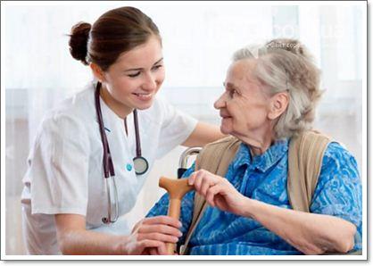Профессиональный домашний уход медсестра на дом