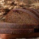Ржаной черствый хлеб