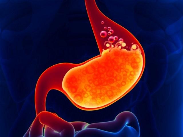 Последствия развития гастрита с пониженной кислотностью