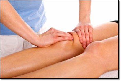 Боль в суставах: лечение массажем