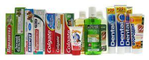 Способы классификации и состав гигиенических, лечебно-профилактических и противовоспалительных зубных паст
