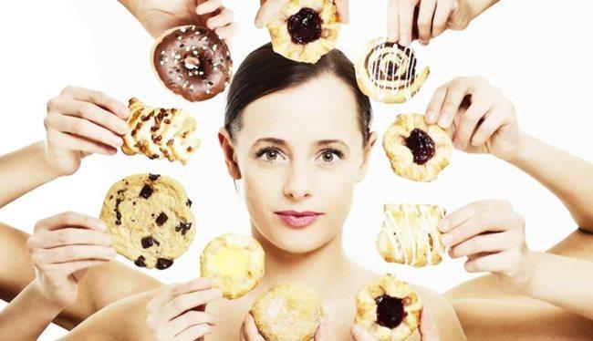 11 способов избавиться от тяги к сахару и вредным продуктам