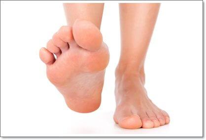 Симптомы и лечение болезней стоп ног