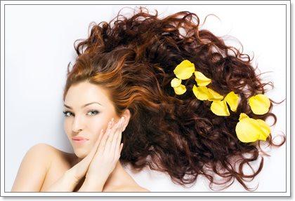 Секрет домашней косметики. Серия по уходу за волосами