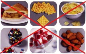 Питание при ношении брекет-системы: список того, что можно есть и нельзя