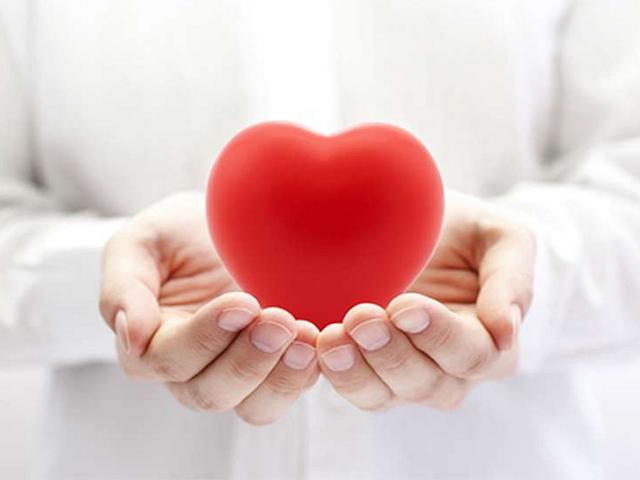 Малина и сердце