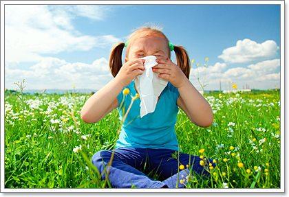 15 способов защиты от весенней аллергии на пыльцу у детей