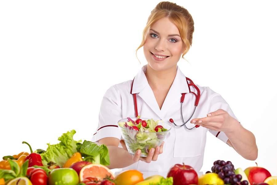 Соблюдение лечебной диеты