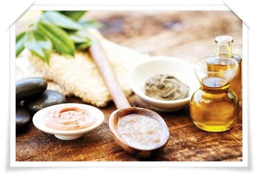 Натуральные средства для кожи разных типов