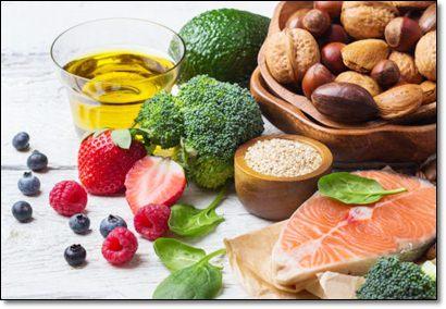 Противовоспалительные продукты натуральные средства