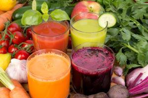 Капустный сок с другими ингредиентами