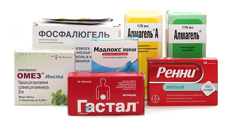 Группа препаратов