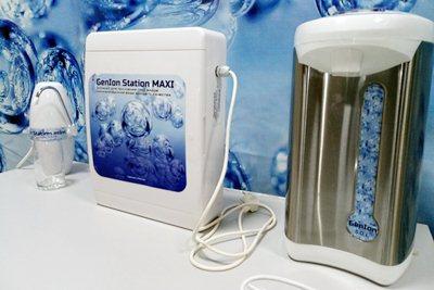 Аппараты для водородной воды
