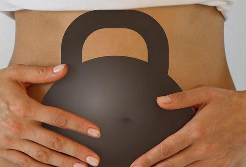 Тяжесть в желудке также может являться одним из признаков фолликулярного гастрита