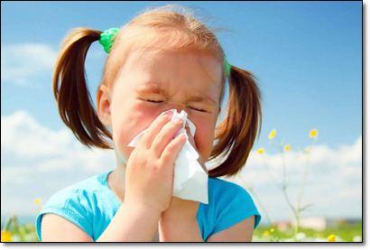 Аллергия у ребенка разновидности и лечение