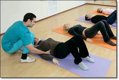 Лечебная гимнастика при остеохондрозе: особенности и приемы ЛФК