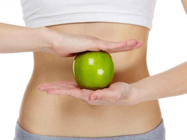 Влияние яблок на кишечник